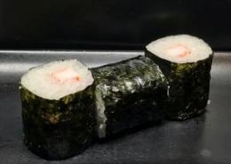 Surimi Krab Sushi