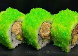 Tonijn en Avocado Sushi
