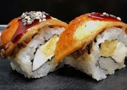 Gegrilde Paling Sushi