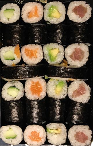 Sushi box 24 stuks Sneek